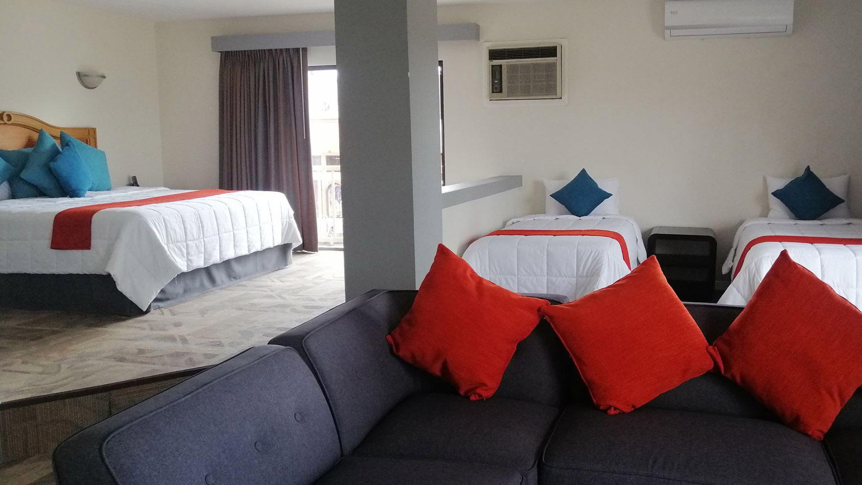 Hotel Bahía Ensenada Habitación 04