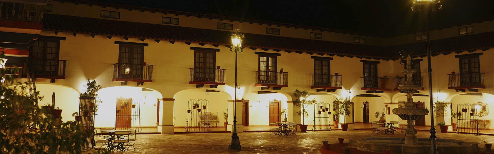 Hotel Hacienda Bajamar