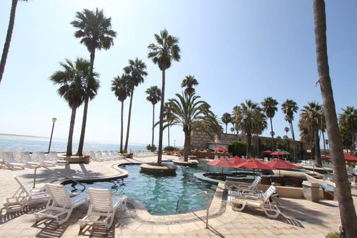 Alberca en Estero Beach Hotel