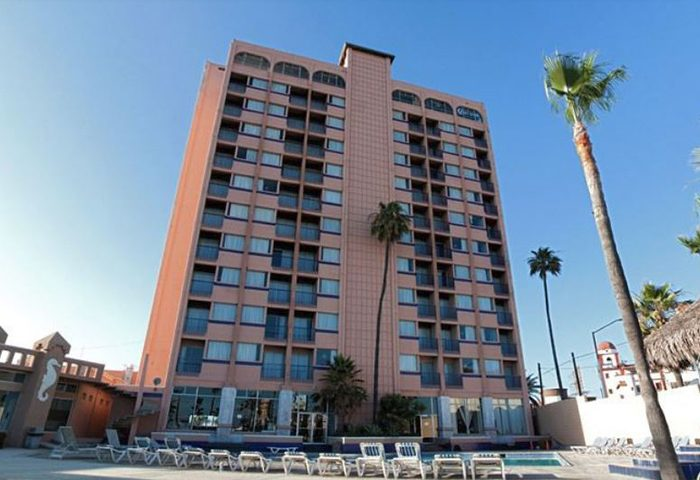 Hotel Villa Marina en Ensenada