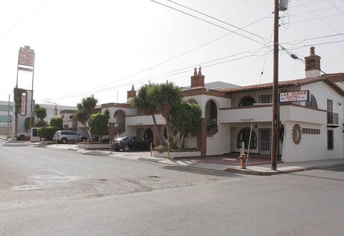 Las Dunas Ensenada Baja California