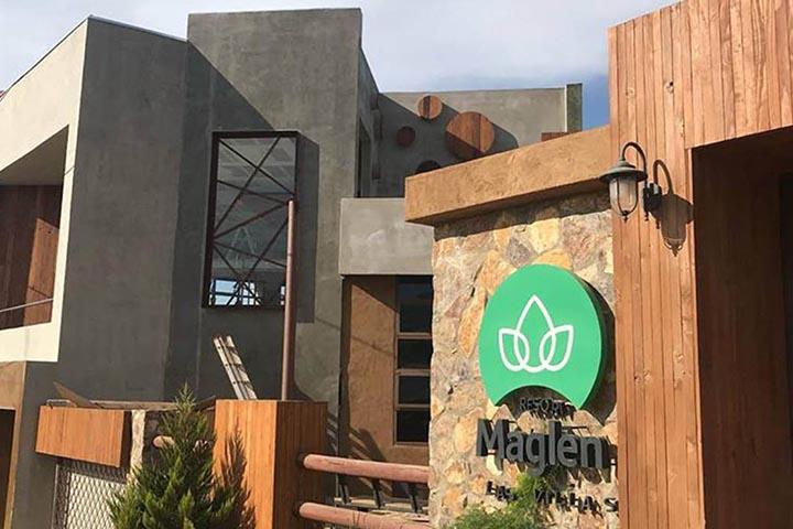 Maglen Resort en Ruta del Vino
