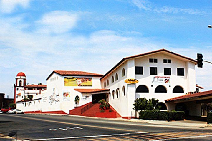 Hotel Santa Isabel en Ensenada