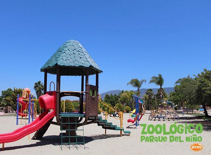 Zoológico Parque del Niño Jersey