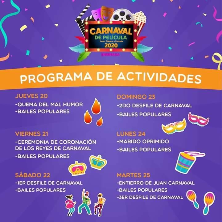 Carnaval Ensenada2020