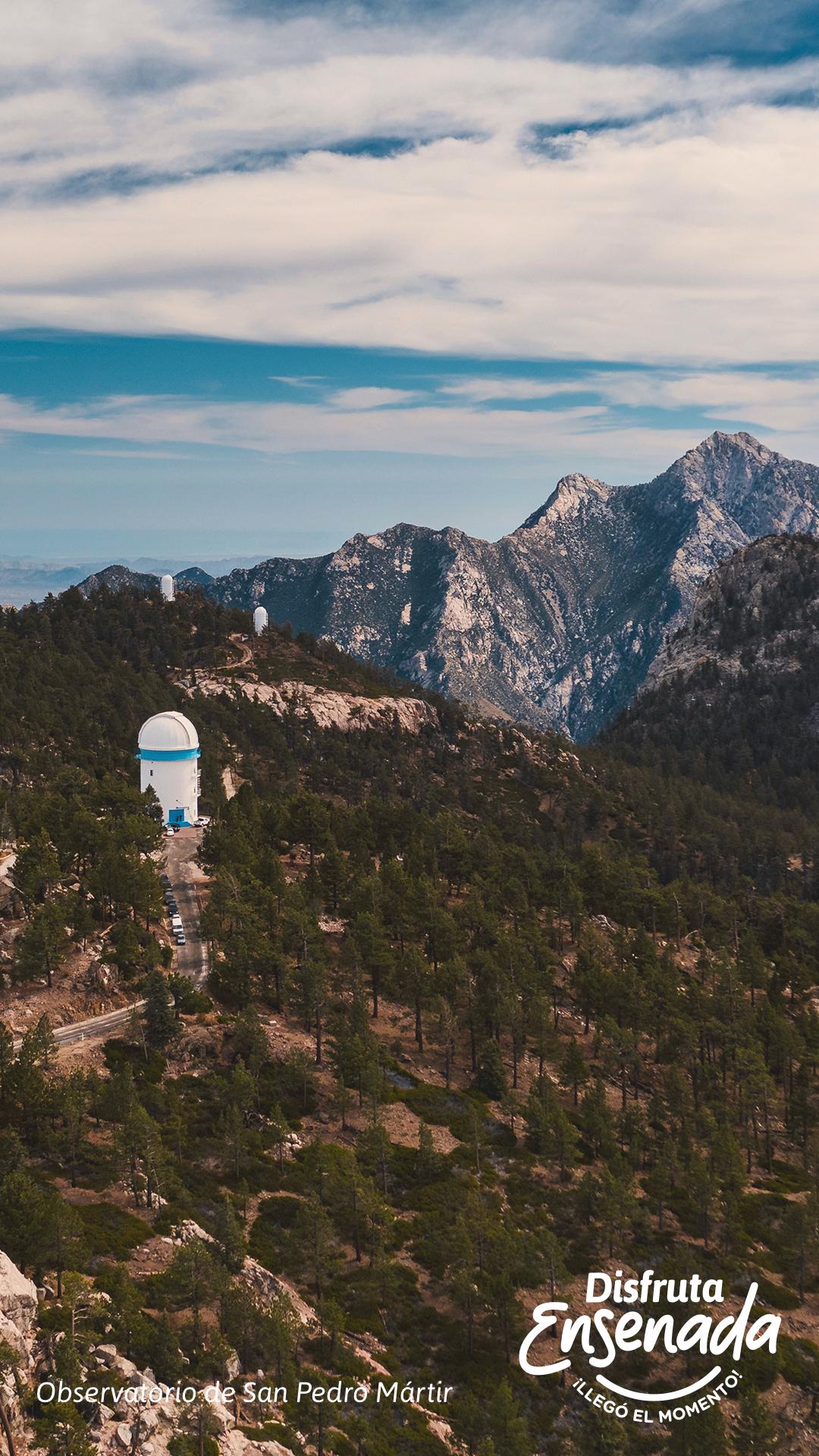Observatorio de San Pedro Martír