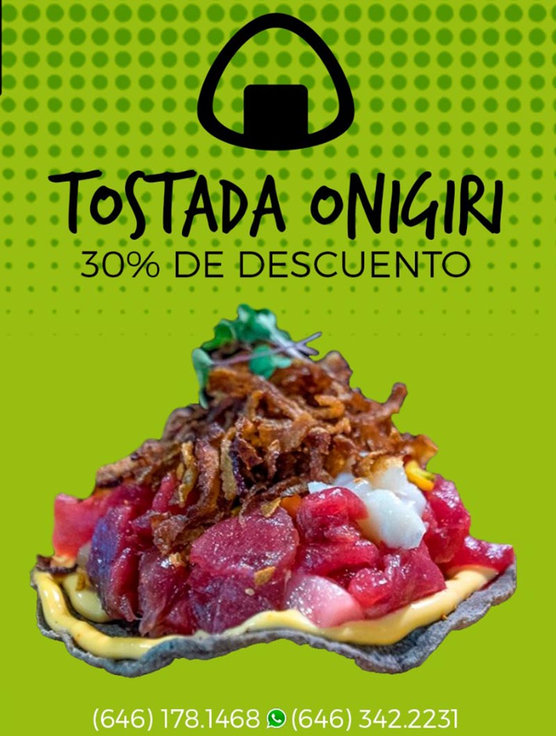 Onigiri Restaurante, Ensenada